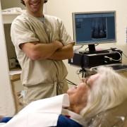 Dr. Cohen's friendly bedside manner